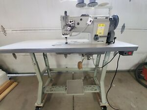 Highlead Gc20618 2 Double Needle Sewing Machine