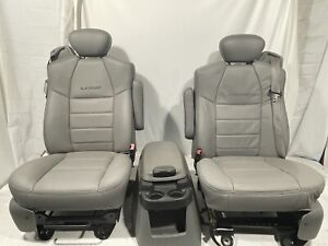 Ford Super Duty F250 F350 Extended Cab Seats 2003 2004 2005 2006 2007