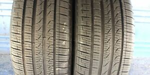 2 Pirelli Cinturato P7 A s Rft 225 40 19 Bmw With 8 75 32nd Tread Left 93 V