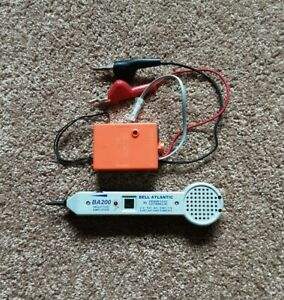 Progressive Electronics 200b Inductive Amplifier Bell System Tracer