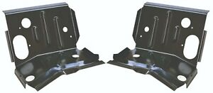 Front Cab Mount Floor Support For 80 96 Ford F100 F150 F250 Pickup Bronco Pair
