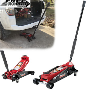 Car Fast Service Lifter Jack Trolley Floor Lift For Suv Truck 3 5 Ton Capacity