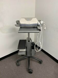 Ge Logiq Book Xp Portable Ultrasound With Stand