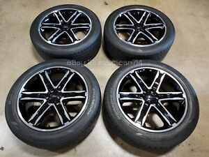 22 2020 21 Ford Expedition Limited Stealth Wheels Rims Tires F 150 Oem Factory