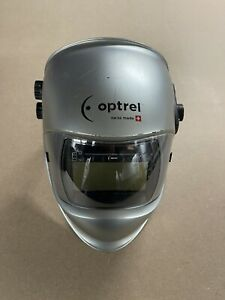 Optrel Crystal 2 0 1006 900 Welding Helmet With Many Extras Included