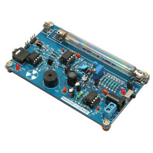Assembled Diy Geiger Counter Kit Module Nuclear Radiation Detector S4z9