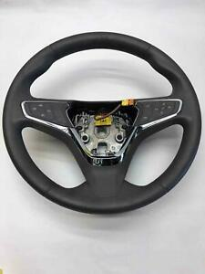 2017 Chevrolet Cruze Steering Wheel W Radio Cruise Control Fits 2016 2018