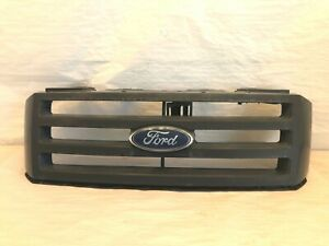 2012 Ford Expedition Front Upper Grille Chrome 8l14 8200 ba Fits 2007 2014