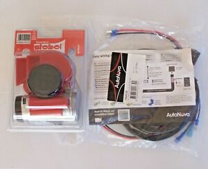 Stebel Red 139db Nautilus Compact 12v Car Bike Scooter Air Horn Wiring Harness