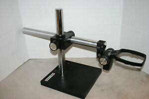 B l Leica Stereozoom Microscope Boom Stand