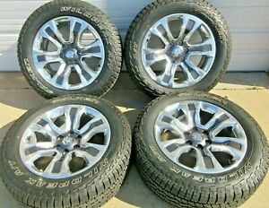 Dodge Ram 2019 2021 Wheels And Tires