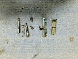 1965 1968 Mustang Fastback Rear Seat Latch Parts