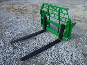 John Deere Tractor Attachment 48 Pallet Forks 600 700 Series Ship 199