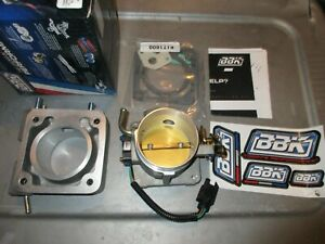 Bbk 86 93 Ford 5 0 75mm Power Plus Throttle Body Egr Spacer Kit 1600 Mustang
