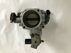 2003 Mazda Protege Fuel Injection Throttle Body Valve Assembly Fits 2002 2003