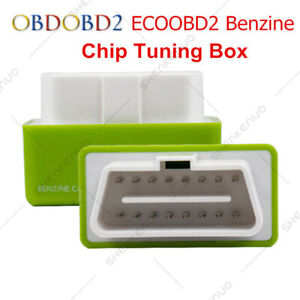 eco Obd2 Benzine Economy Fuel Saver Tuning Box Chip For Petrol Gas Universal
