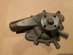 Gm 30576 Water Pump 1964 Oldsmobile 330 W A c Remanufactured
