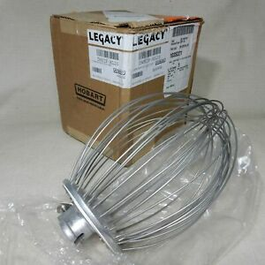 Hobart Dwhip hl20 Legacy Planetary Mixer Accessory 20 Qt S s Wire Whip New