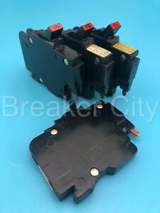 Federal Pacific 15 Amp 1 Pole Type Nc thin Nc115 Fpe Breaker lot Of 4
