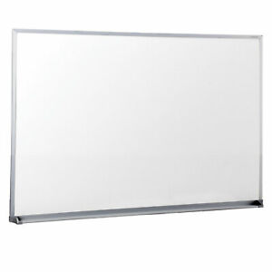 Dry Erase Board Office Whiteboard Satin finished Aluminum Frame 48 X 36