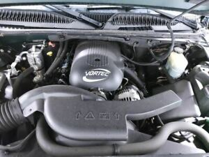 Engine 5 3l Vin T 8th Digit Fits 02 Avalanche 1500 992541