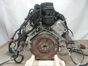 5 3 Liter Engine Motor Ls Swap Dropout Chevy Lc9 110k Complete Drop Out