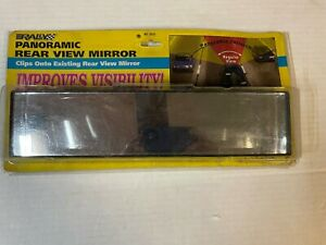 Panoramic Rear View Mirror 12 Clip On To Existing Rear View Mirror Rally 3531