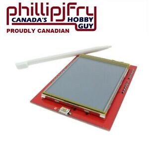 2 4 Inch Tft Lcd Touch Screen Shield For Arduino Uno R3 Mega2560 Lcd Modules