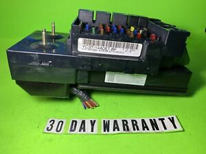 2000 Ford Excursion Fuse Box Yc3t 14a067 bf Gem Module Assembly With Plugs Oem
