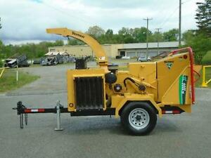 2014 Vermeer Bc1000xl Wood Chipper brush Chipper Forestry Arborist