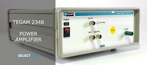 Tegam 2348 Dc To 2 Mhz high Current Power Amplifier look ref 002g