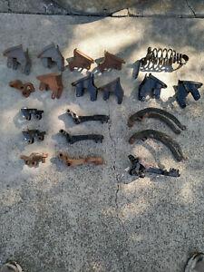 Ford Model T Hassler Shock Parts Lot Speedster Vintage Race Car Sprint Car Rare