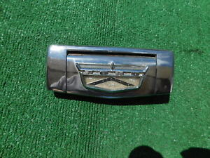 1957 1958 Ford Station Wagon Ranchero Tailgate Release Handle 57 58