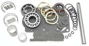 Ford Toploader 3 Speed W Overdrive Deluxe Rebuilding Kit 1978 87
