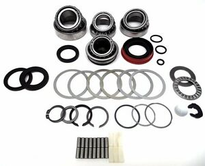 T 5 World Class 5 Spd Transmission Ford Chevy Rebuild Bearing Seal Kit