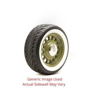 235 40r17 Ss595 ft Federal Tire With Red Line Modified Sidewall 1 Tire