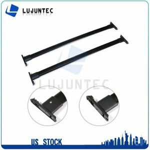Luggage Cargo Cross Bars For 2013 Ford Explorer Aluminum Top Us Stock