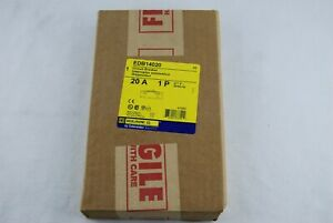 New Square D Edb Edb14020 1 Pole 20 Amp 277v Circuit Breaker