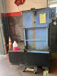 Parts Spray Washer By Peterson Machine Tool Inc