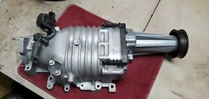 Eaton M90 Supercharger Cleaned Up For Buick 3800 V6 Pontiac Olds