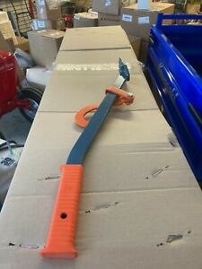 Felling Lever Breaking Bar W cant Hook 30 Inch Bahco Made In Sweden New