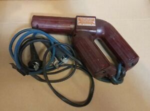 Vintage Sun Electric Power Timing Light Model X 35 6 12 Volts Made In Usa