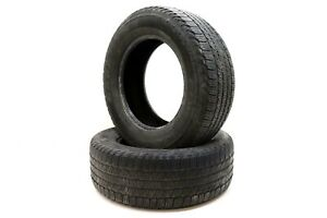 Set Of 2 Tires Goodyear Fortuna 245 65 17 245 6517 7 32