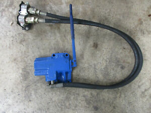 Ford 2000 3000 4000 Tractor Original Single Remote Hydraulic Valve