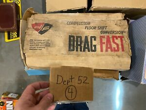 Drag fast Quad Competition Floor Shifter Muscle Cars Racing