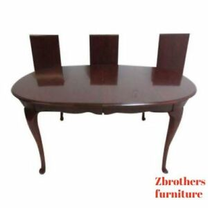 Pennsylvania House Cherry Admiral 3 Board Dining Room Conference Table