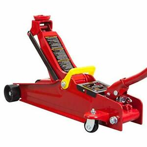 Big Red Tam825051 Torin Hydraulic Low Profile Trolley Service floor Jack With
