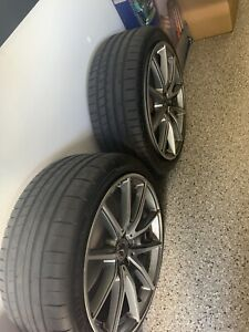 Mercedes Benz S560 Amg Wheels And Tires Package