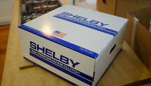 Mustang Shelby Gt500 High Performance Twin Disc Clutch 2010 2012 5 4l With Slave