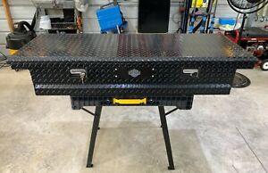 Truck Bed Tool Box Storage For Ranger Or Similar Size Truck Bed